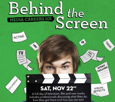 Behind the Screen: Media Careers 101