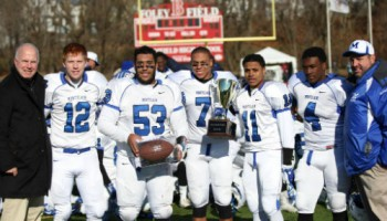 Montclair Mounties and Bloomfield Bengals Take Field on Thanksgiving For Investors Bank Cup