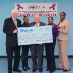 SOFIA Earns Award from The Allstate Foundation's Purple Purse