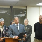 Montclair Council Authorizes Affordable Housing Development, Honors Former Fire Chief Allen