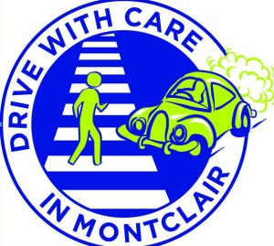 drive with care in montclair