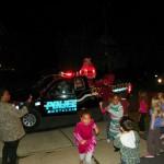 Santa Rides Again in Montclair, Thanks To Montclair Police