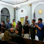 Bloomfield Council Meeting: Honors Football Team, Six Points intersection, And More (Updated)