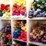 A Colorful and Cozy Exit for Montclair's Modern Yarn