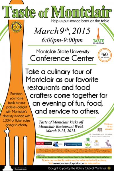 Taste of Montclair