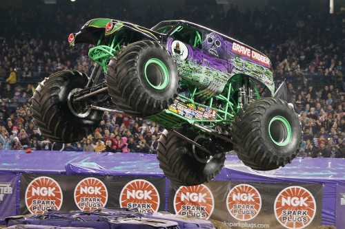 monster truck jam