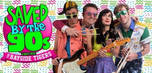 Saved by the 90s: A Party with The Bayside Tigers