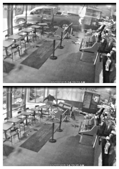 Burglary at Bloomfield Dunkin Donuts, ATM Stolen