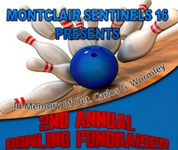 Detective Carlos G. Wormley Bowling Fundraiser
