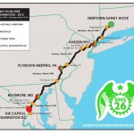 The Sandy Hook Ride on Washington to Stop in Montclair