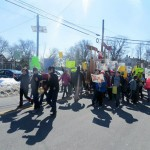 Renaissance Students Hold Freedom March
