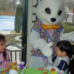 Bloomfield Hosts Brunch With The Easter Bunny