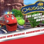 Giveaway: Tickets to Chuggington Live at MAYO Performing Arts Center