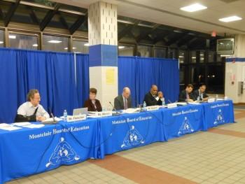 The  Montclair Board of School Estimate