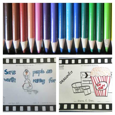 Montclair Film Festival Kids Art Project