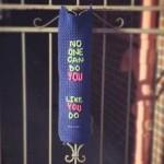 Seen Around Town: Words of Wisdom