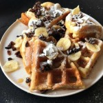 Sunday is Waffle Day at Anderson's 1949