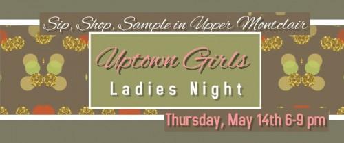 uptown girls ladies night