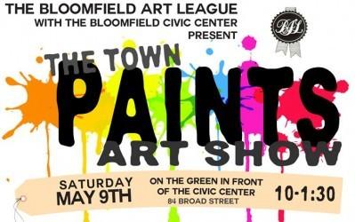 The Town Paints Art Show