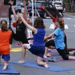 Join the Y to Celebrate Healthy Kids Day at the Walnut Street Fair on Saturday