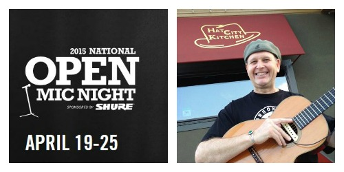 National Open Mic Night