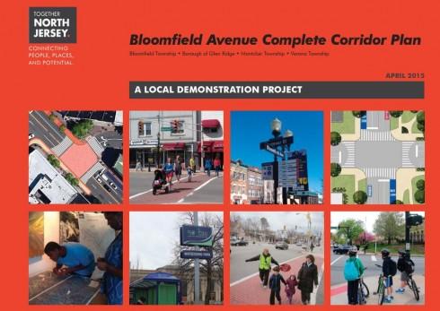 Bloomfield Avenue Complete Corridor Plan