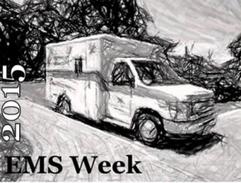 EMS Week Kids Poster Contest