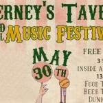 Tierney's Tavern 2nd Annual Music Festival: Bigger and Better