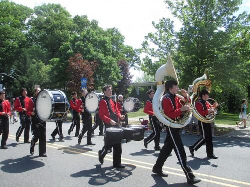 glen ridge memorial day parade