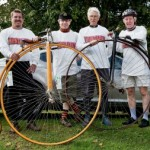 Penny Farthings, Cricket and Dixieland: Victorian Day at Anderson Park