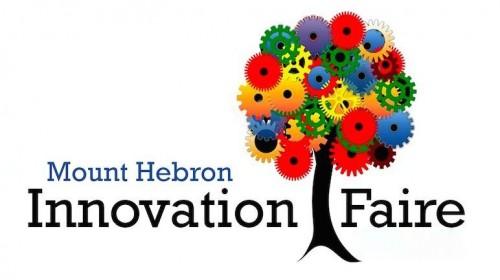 Innovation faire logo blank
