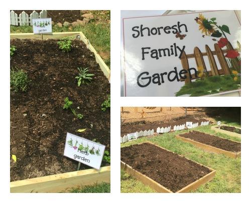 Shoresh Family Garden