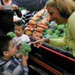 Bloomfield's Forest Glen School Learns About Food and Farming at Brookdale ShopRite