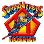 Superheroes for Hospice Charity Comic Book Sale and Comics Creators Appearances