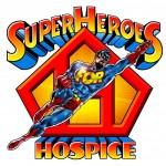 Superheroes for Hospice Charity Comic Book Sale and Comics Creators Appearances