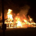 Fire at Camp Nyoda Destroys Three of Seven Bungalows at 100-Year Old Campsite