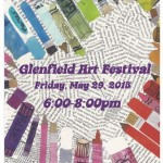 Attend the Glenfield Middle School Art Festival Friday