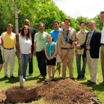 Celebrating the 110th Anniversary of Anderson Park With a Tree Planting