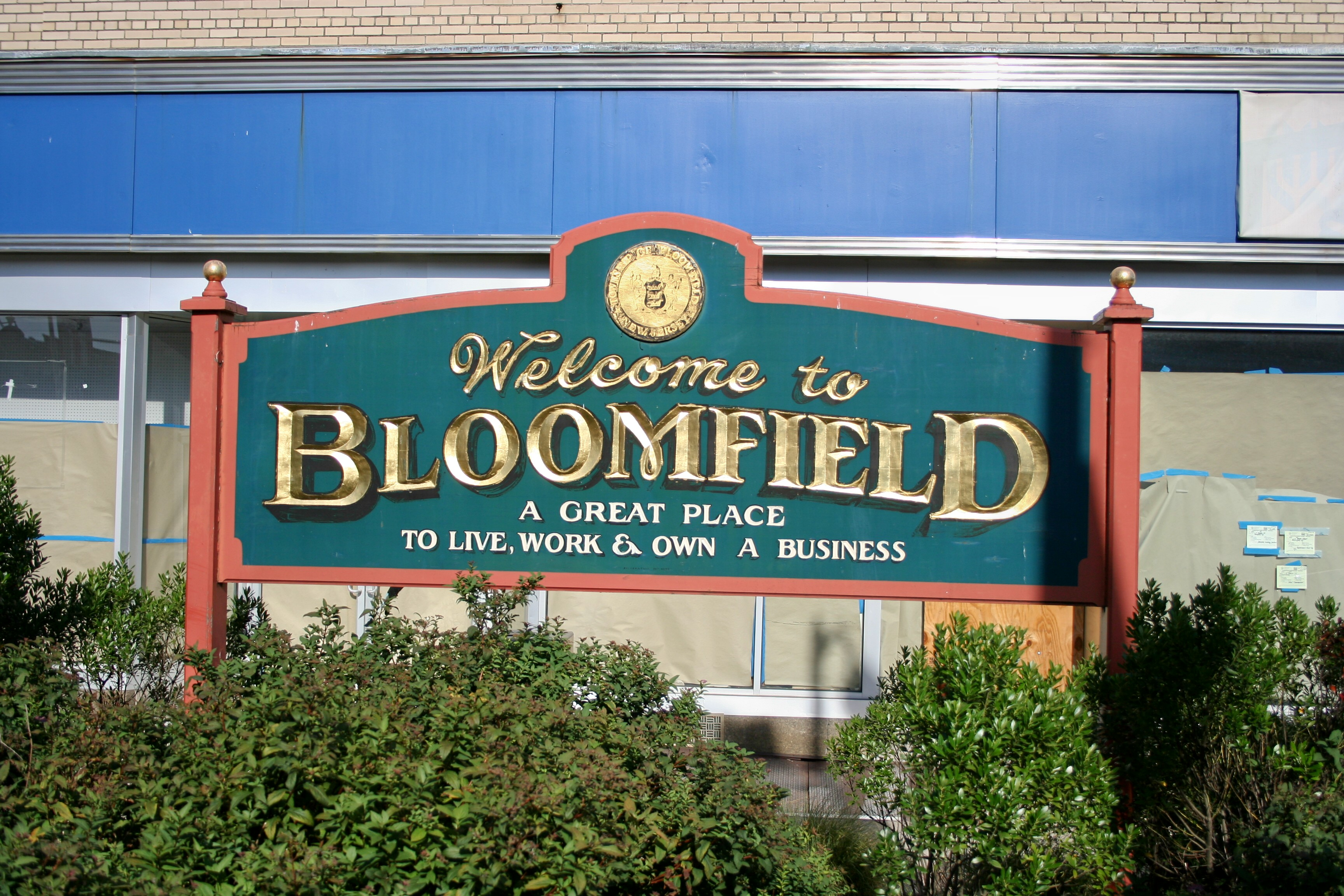 Living In Montclair Nj : Bloomfield Council to Ponder Choice of New Slogan for ...