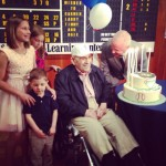 Yogi Berra Celebrates Turning 90 with New Rings, Proclamations and More (VIDEO)