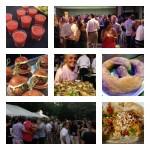 Montclair Food & Wine Festival:  Bourbon & Biergarten, Grand Tasting — Both A Grand Slam