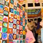Northeast Students Create Global Art Gallery