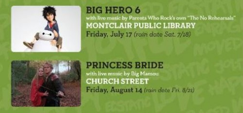 Montclair Film Festival Summer Series