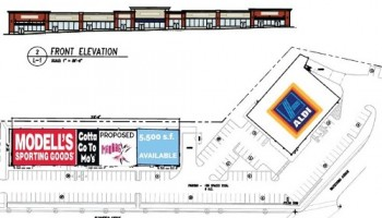 Bloomfield To Get Modell's Sporting Goods Store and Aldi, Sister Supermarket To Trader Joe's