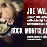 Joe Walsh Pre-Concert Party to Feature BBQ Dinner by Chef Lance Knowling, Plus After Party at Halcyon