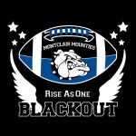 It's On! The Montclair Mounties Black-Out Game