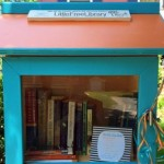Seen Around Town: Another Little Free Library in Montclair