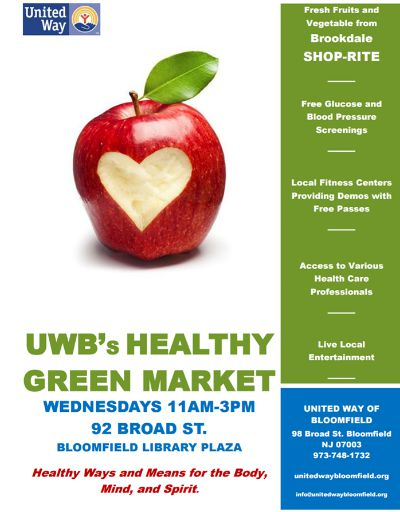 Healthy Green Market