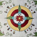 Make Your Mark on the Montclair Street Quilt on Sunday