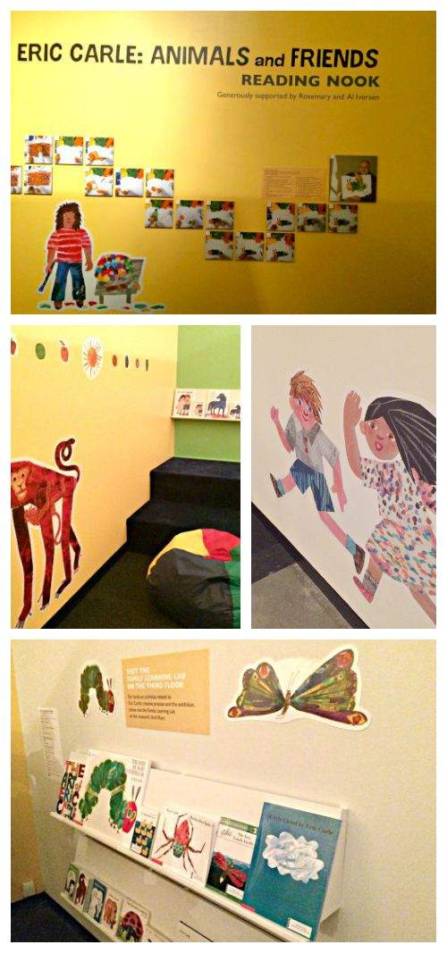 Eric Carle: Animals and Friends